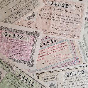 Sorteos 1910-1919